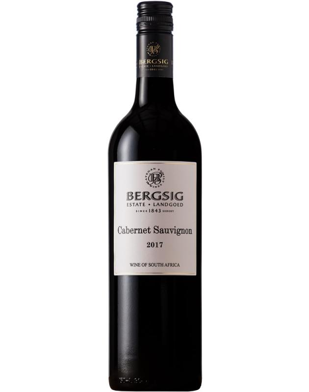 Bergsig Cabernet Sauvignon 2017