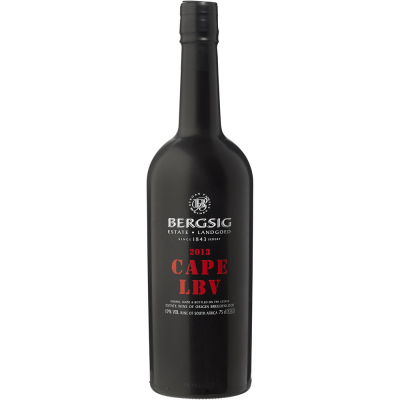 Bergsig Cape Late Bottled Vintage 2013