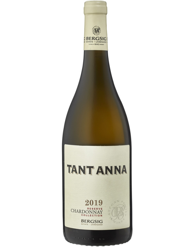 Lategan Tant Anna Chardonnay Reserve 2019